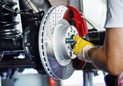 brake repair replacement san diego